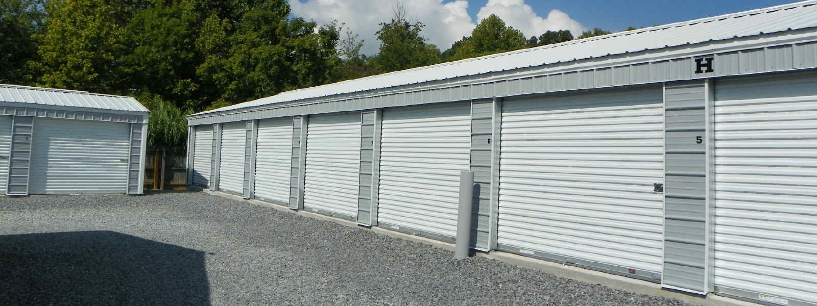 Additional new storage buildings now available!